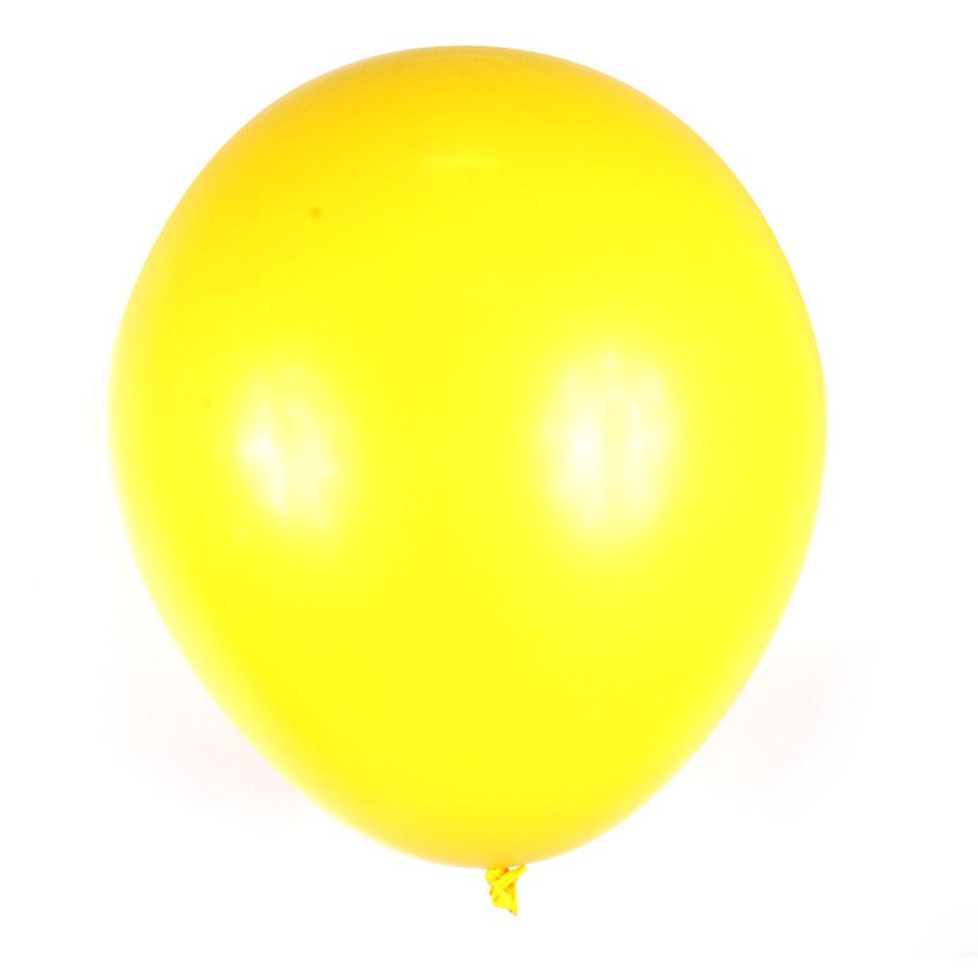 Balão Gigante Amarelo