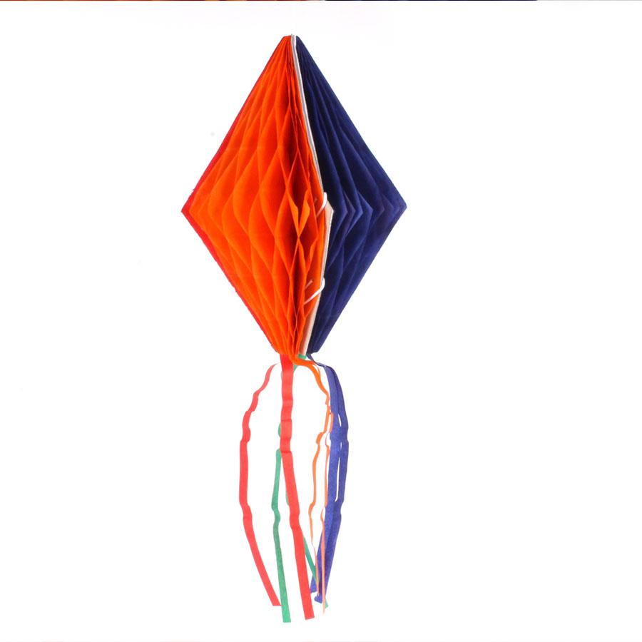 Balão Junino De Seda Pequeno