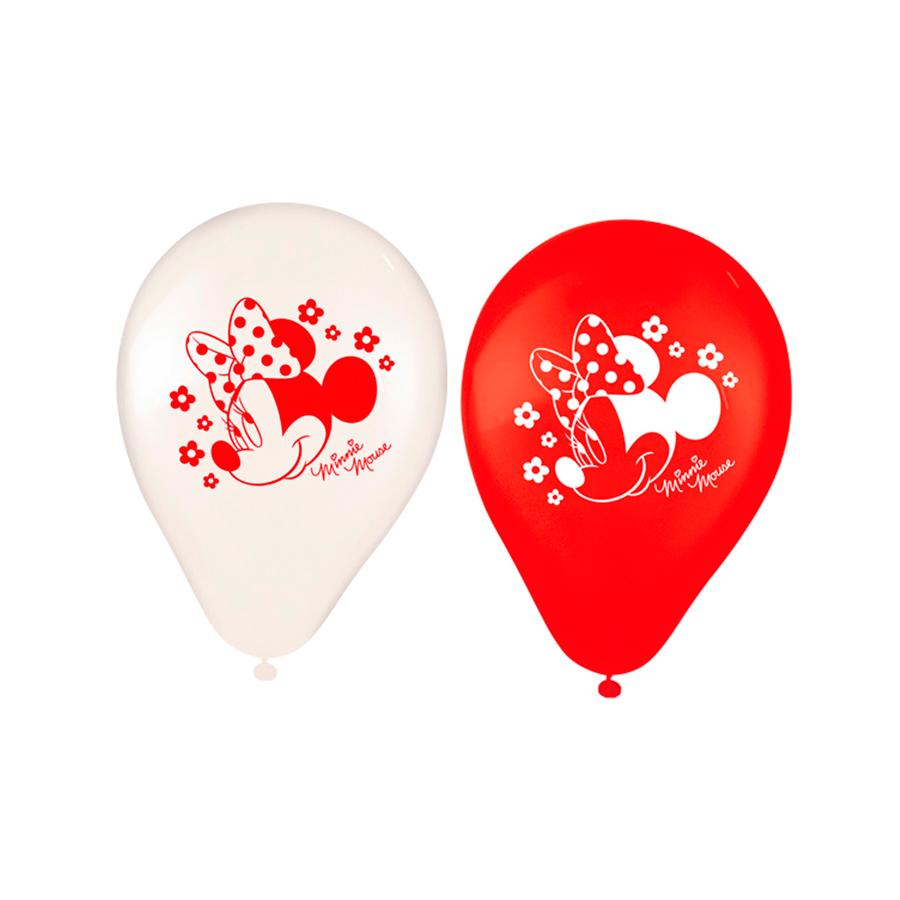 Balão Nº9 Minnie 25Un