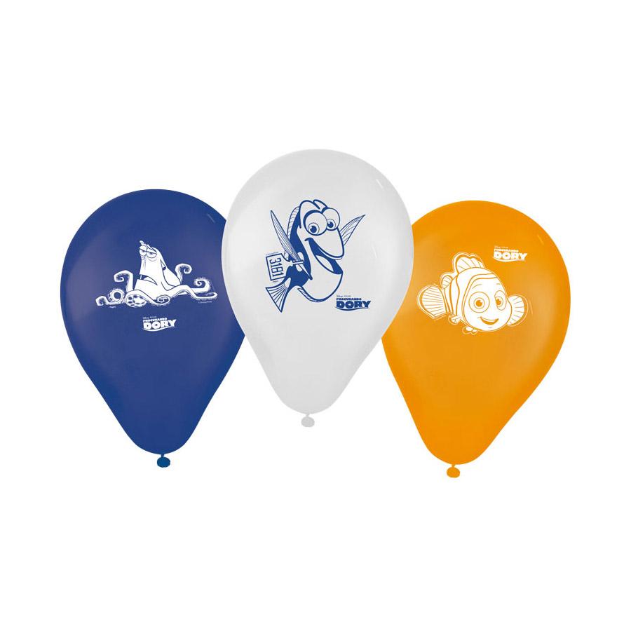 Balão nº9 Procurando Dory 25 Un