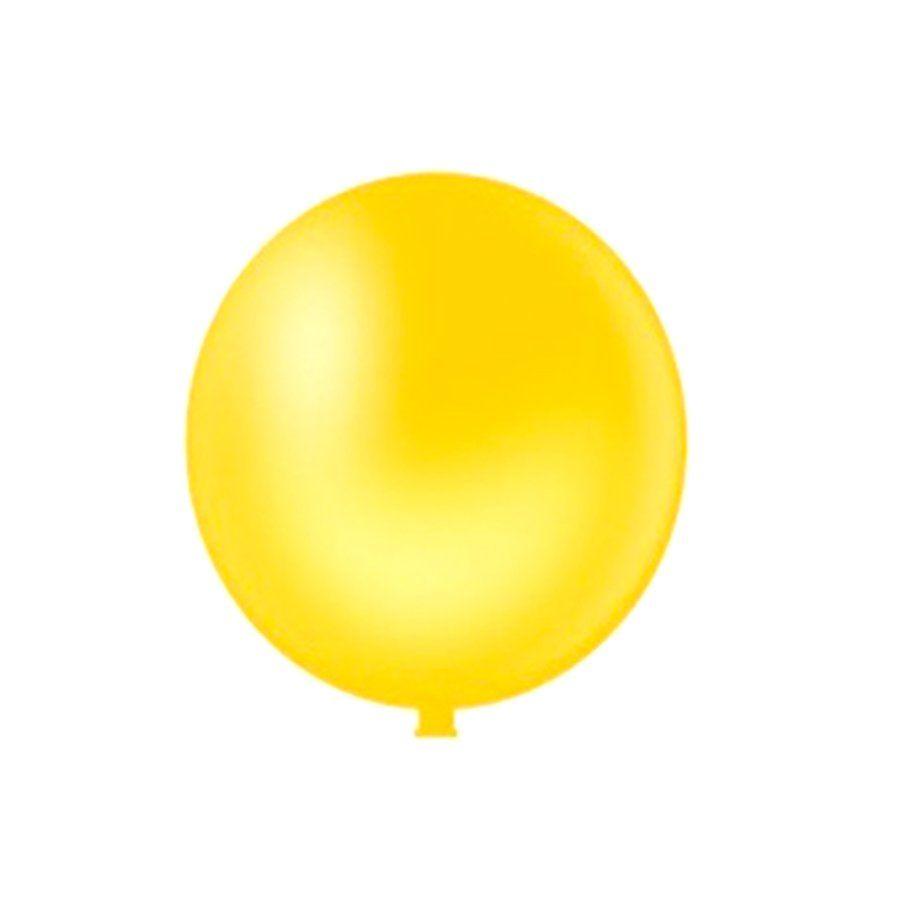 Bexigão Pic Pic Big Ball 250 Amarelo