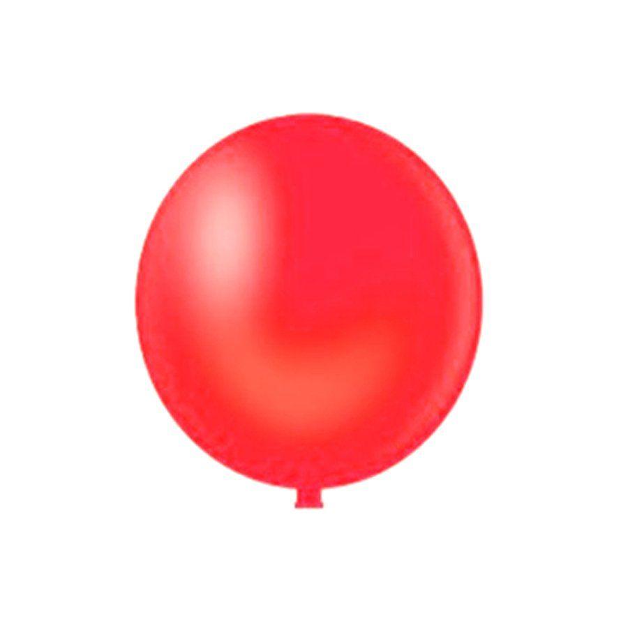 Bexigão Pic Pic Big Ball 250 Vermelho