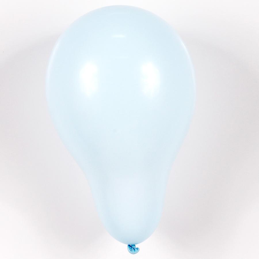 Balão Pic Pic Nº 9 C/ 50Un Azul Claro