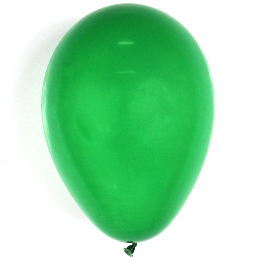 Balão São Roque Nº 7 C/50 Verde Bandeira
