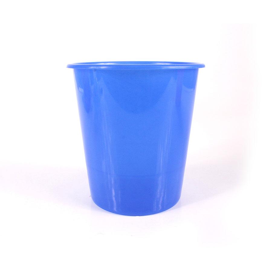 Balde de Pipoca para Personalizar Azul