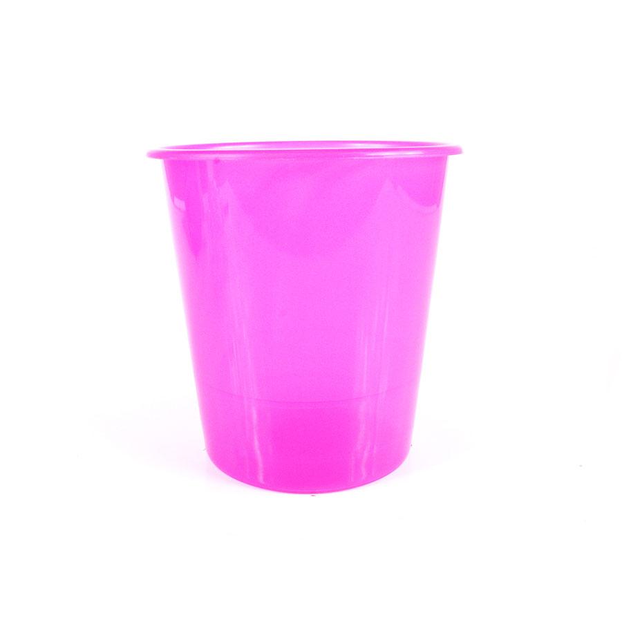 Balde de Pipoca para Personalizar Pink