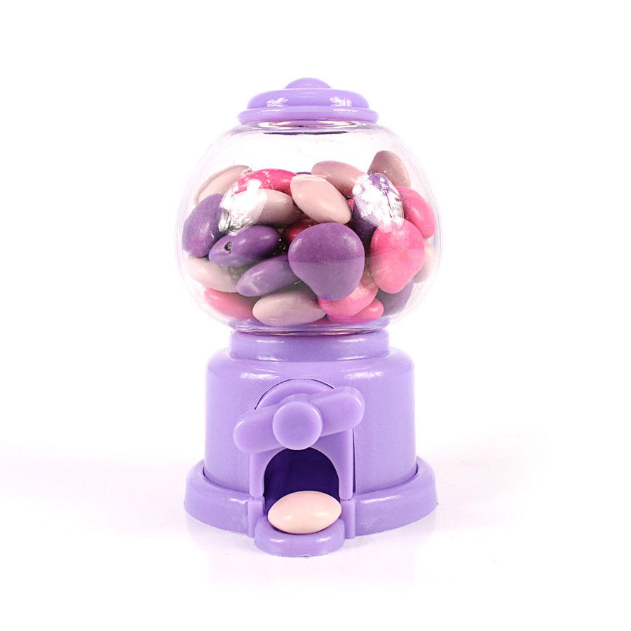 Mini Baleiro Candy Machine Lilás