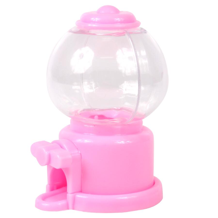 Mini Baleiro Candy Machine Rosa