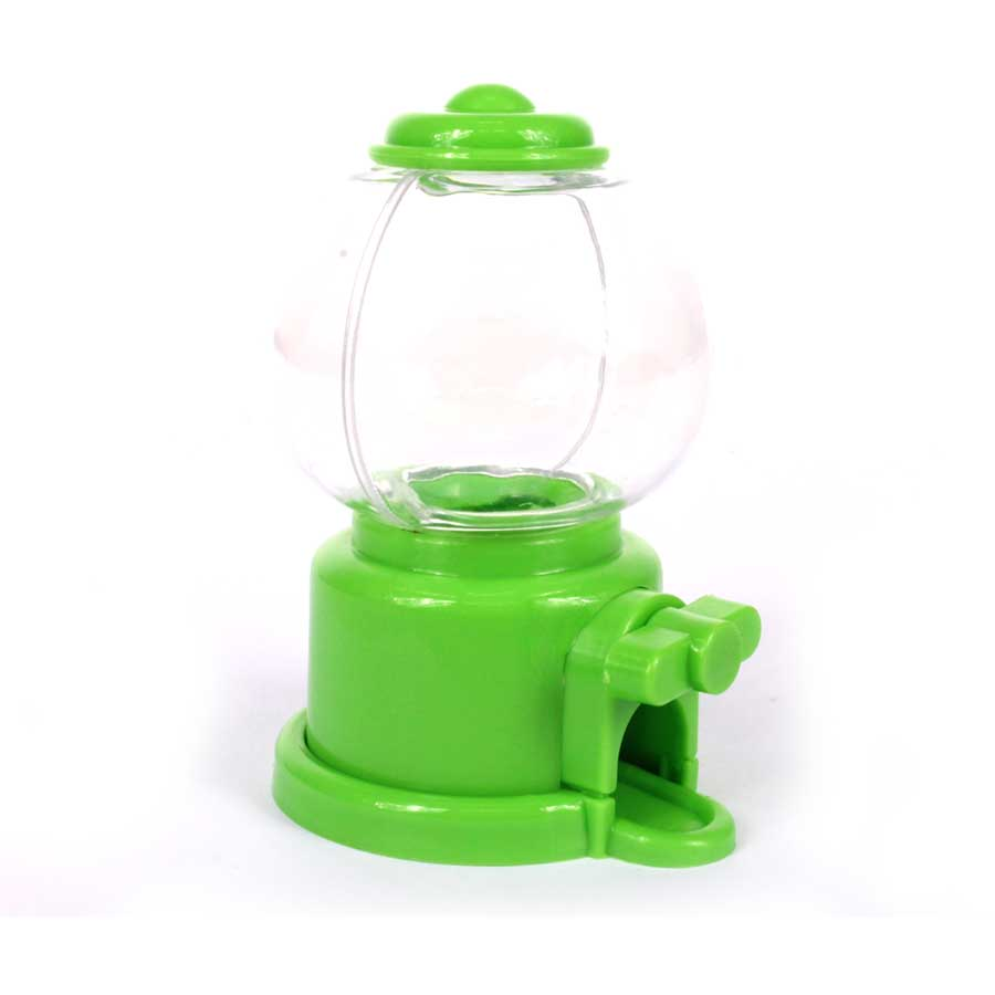 Mini Baleiro Candy Machine Verde