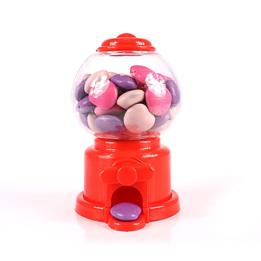 Mini Baleiro Candy Machine Vermelho