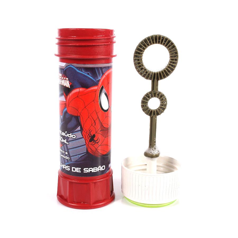 Bolha De Sabão Spider