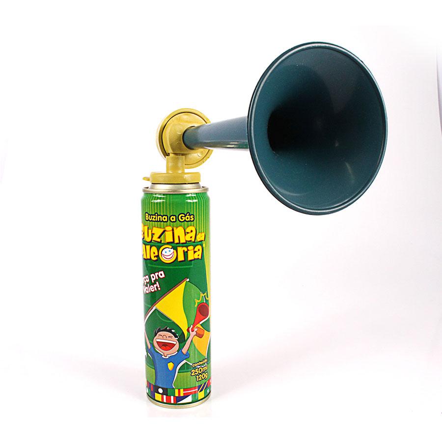Buzina a Gás para Festa - 215ml