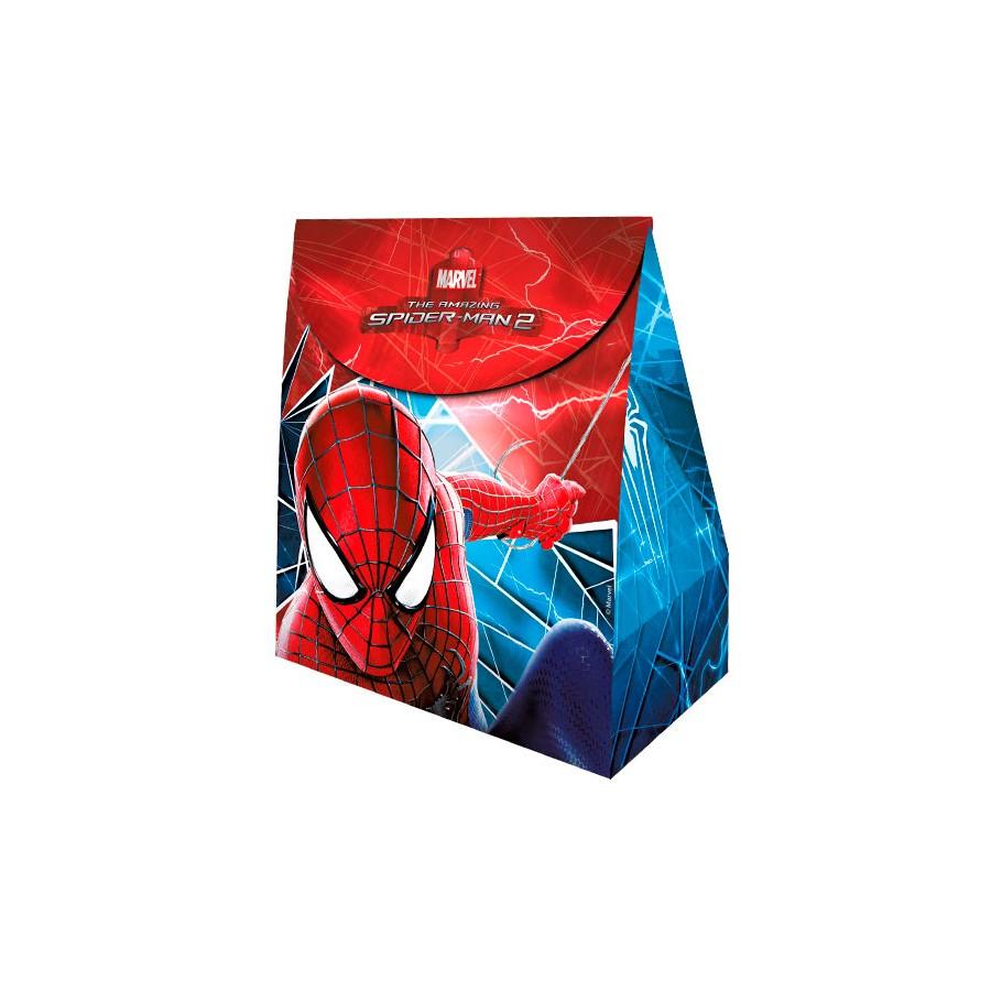 Caixa Surpresa Homem Aranha 8Un
