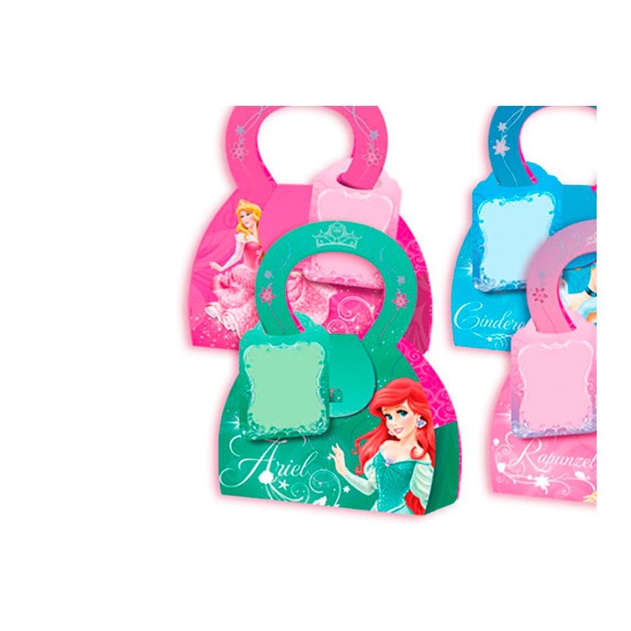 Caixa Surpresa Princesas 8Un