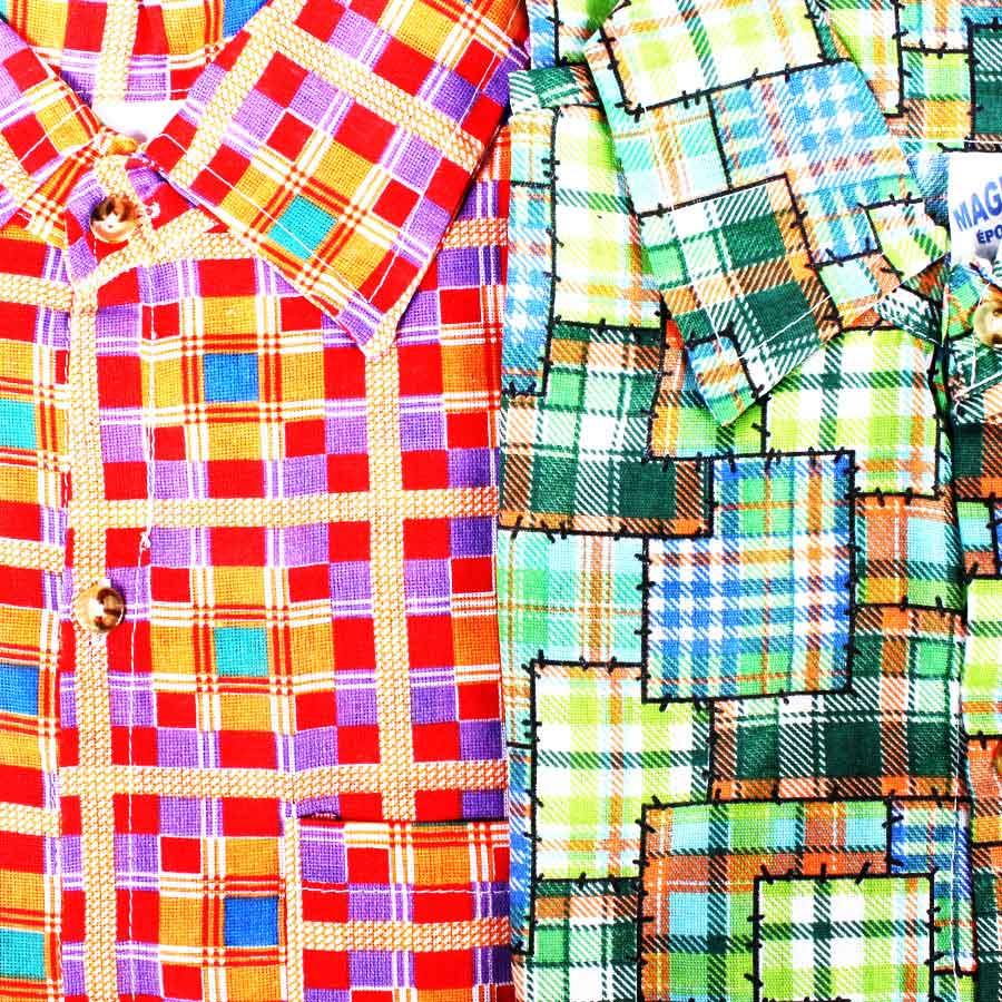 Camisa Adulto Festa Junina Manga Longa - Vários Tamanhos