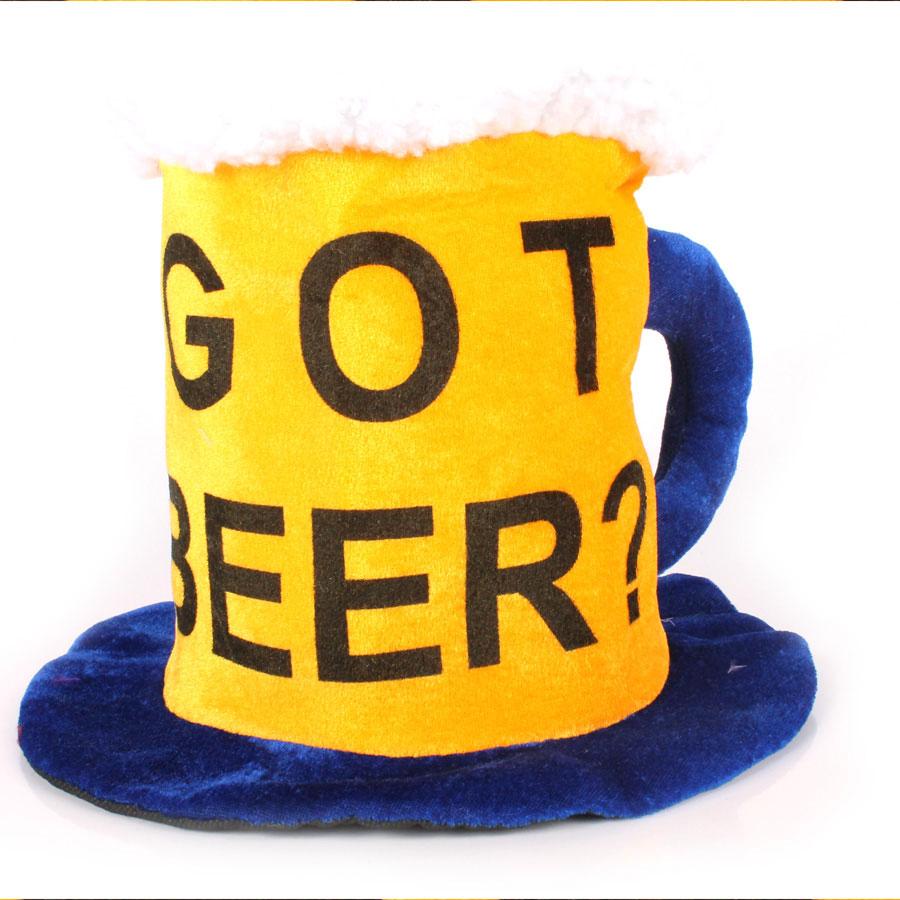 03825ff18a60c Cartola Caneca de Chopp Got Beer  - Aluá Festas