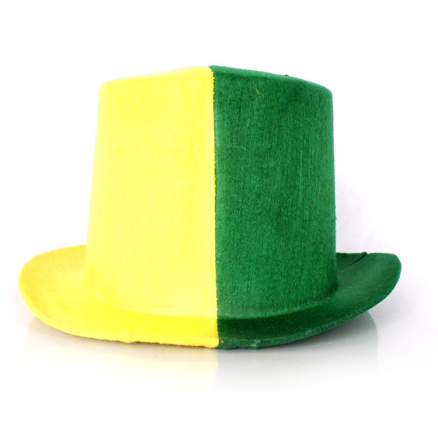 Cartola Verde e Amarela do Brasil Copa 2018