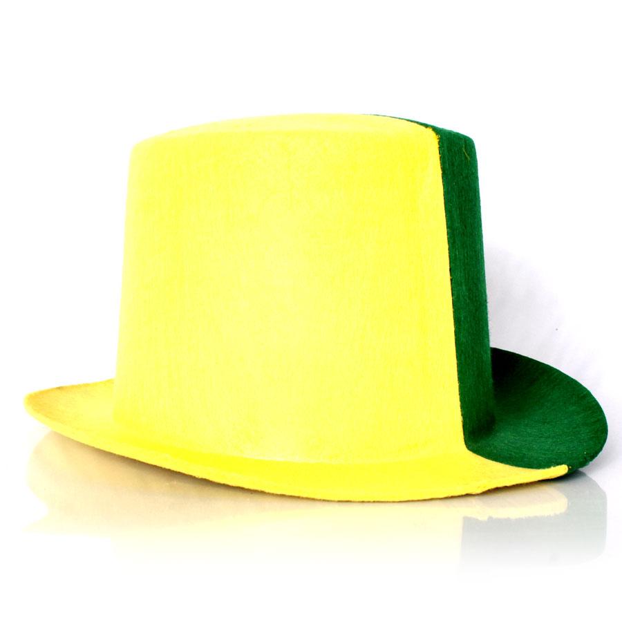 Cartola Verde e Amarela do Brasil
