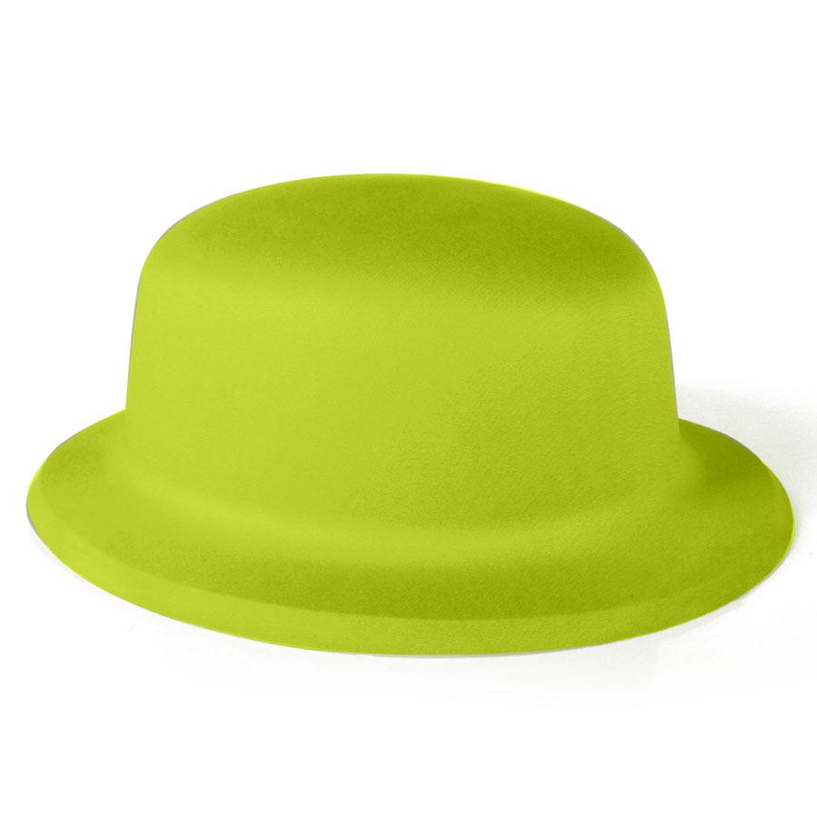 Chapéu de Plástico Colorido - Modelos Sortidos - Aluá Festas f109ddd74f0