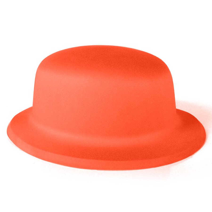 Chapéu de Plástico Colorido - Modelos Sortidos