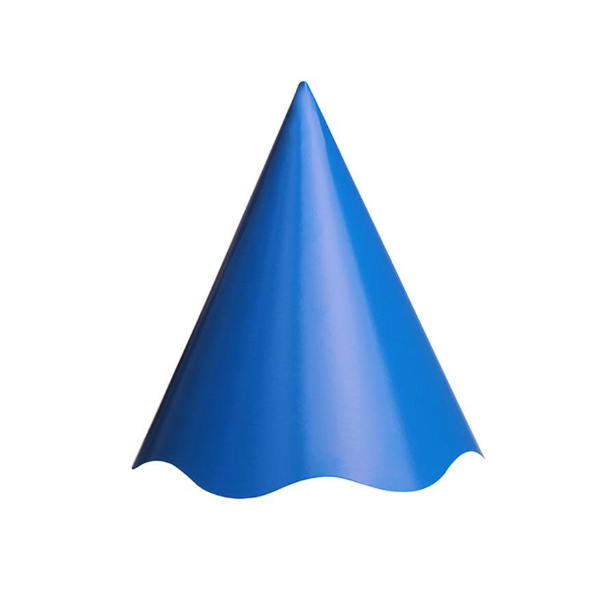 Chapéu Aniversário Azul 8Un