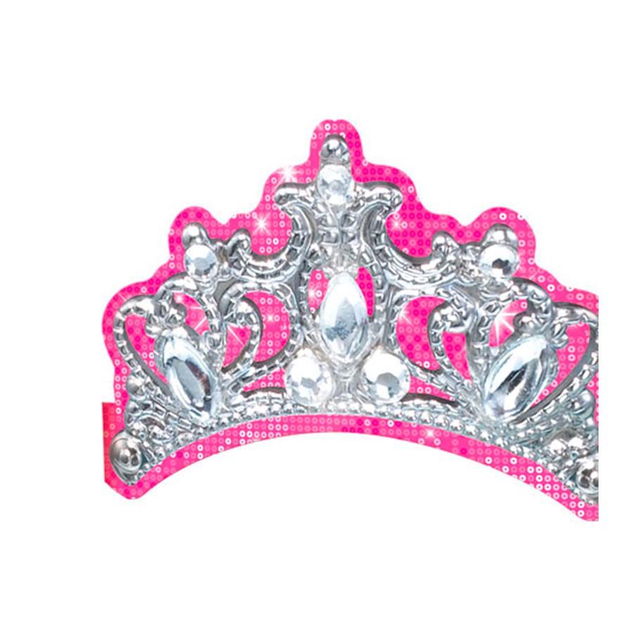 Chapéu Coroa Barbie 8Un