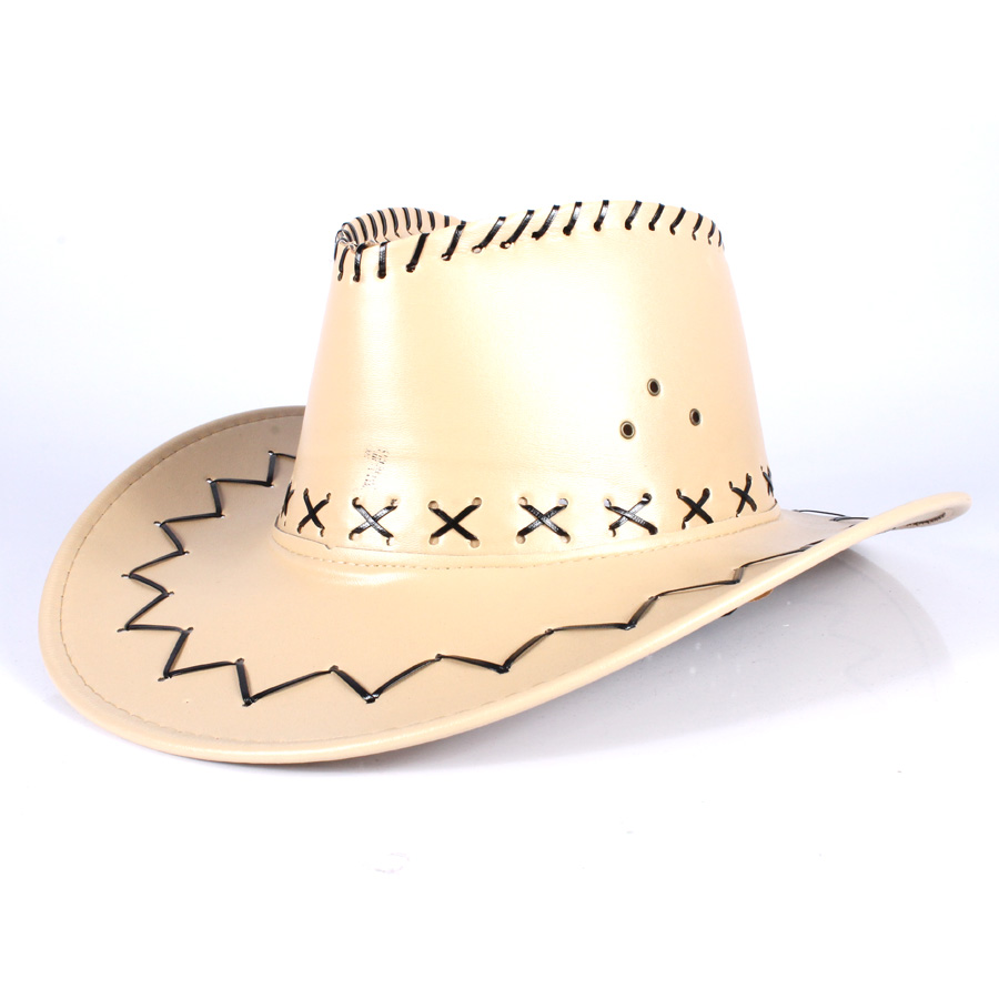 Chapéu Cowboy Bege