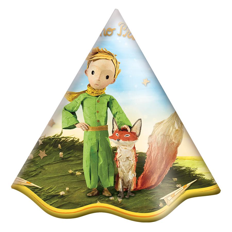 6a136189e566d Chapéu de Aniversário Filme O Pequeno Príncipe 8 unidades - Aluá Festas
