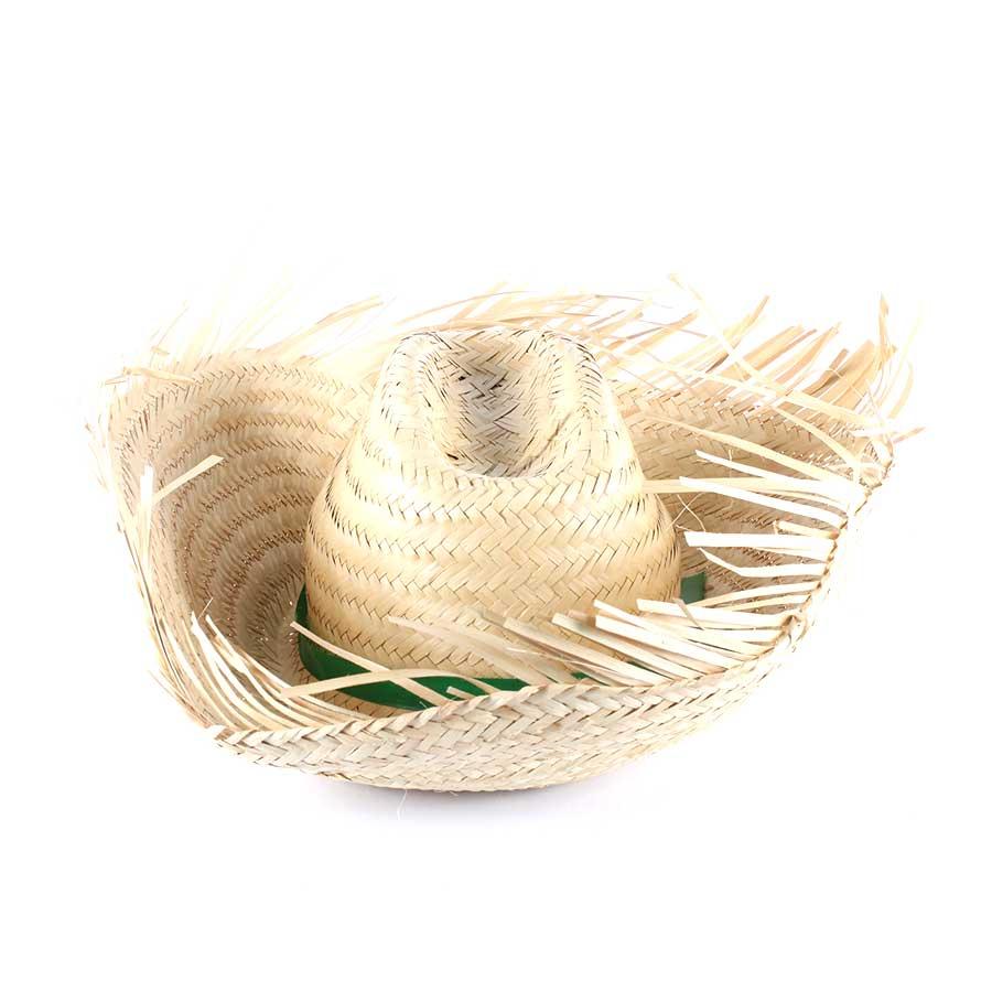 Chapéu Junino Caipira de Palha Tremendão - Aluá Festas dea1604ea0d