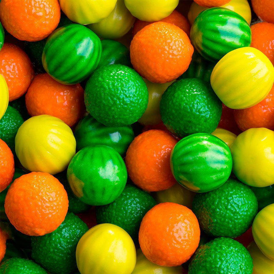 Fini Chicle Salada de Frutas 500g