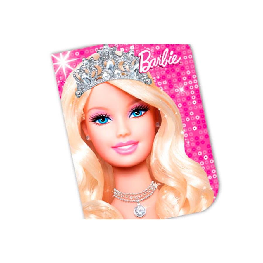 Convite Barbie 8Un