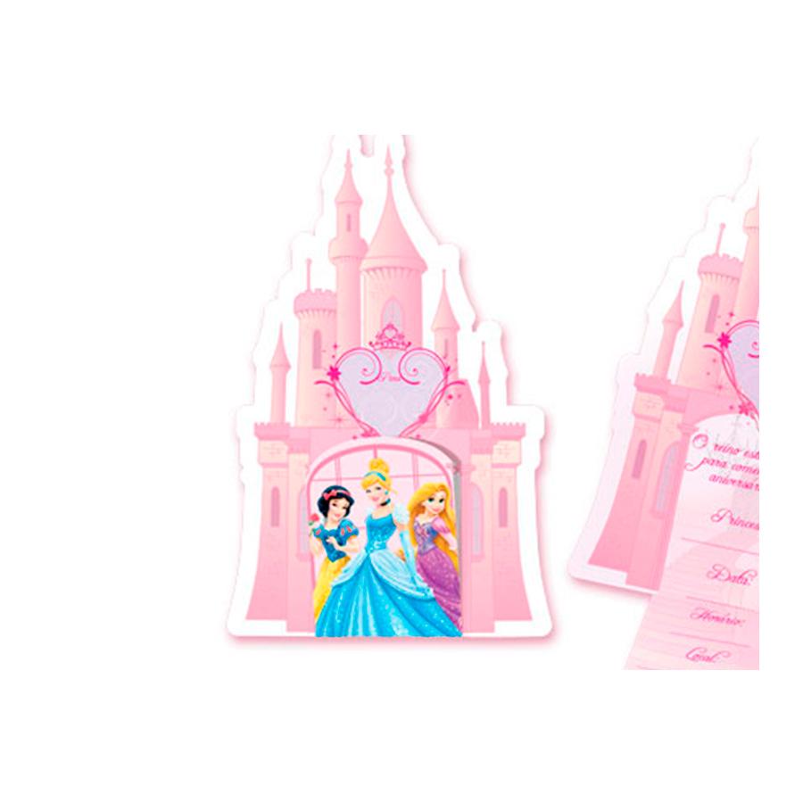 Convite Princesas 8Un