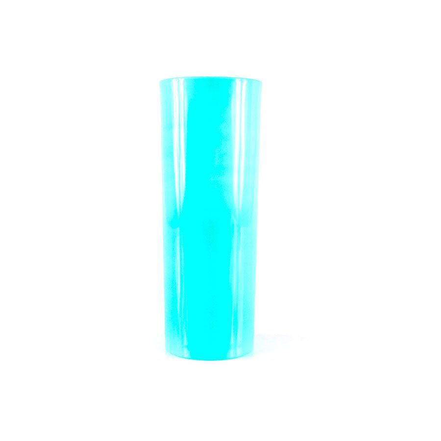 Copo Long Drink 320ml Azul Tiffany