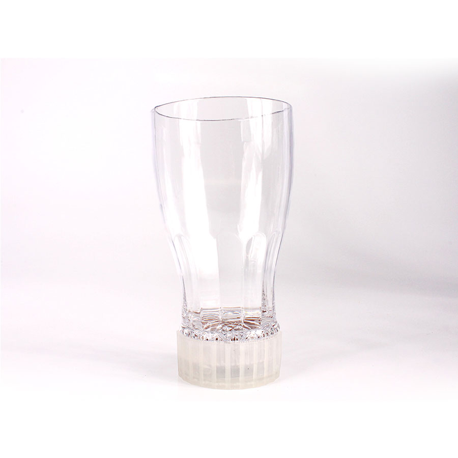Copo Pisca Transparente 400Ml