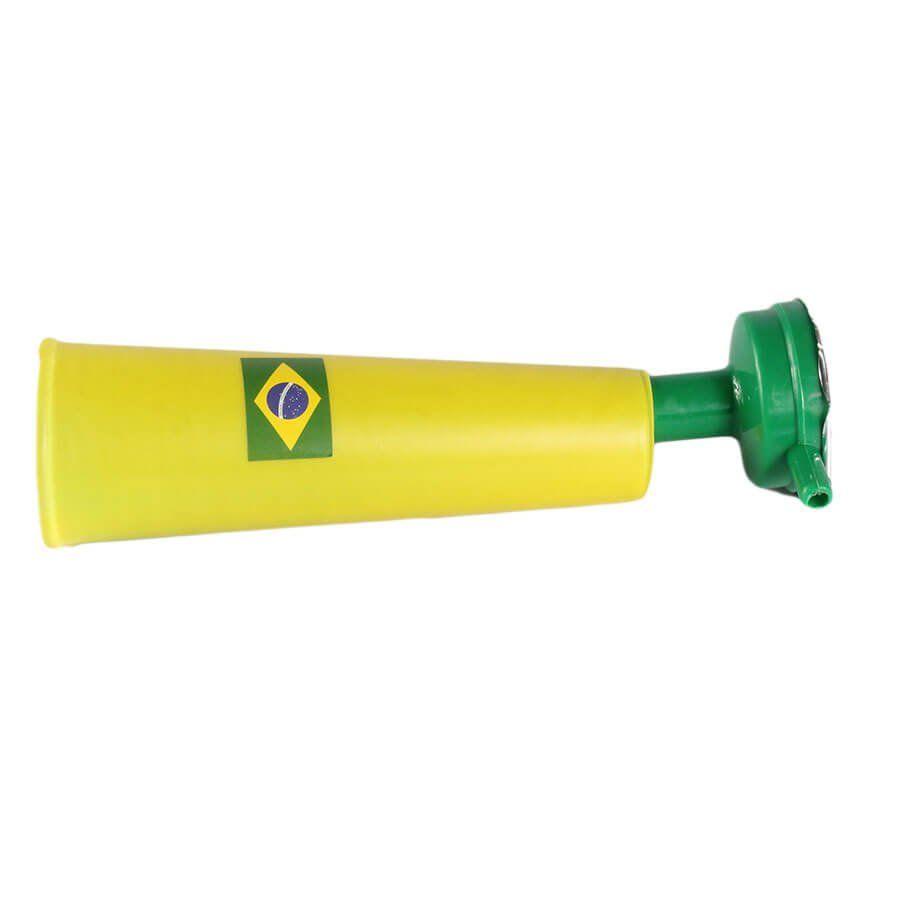 Corneta Torcida do Brasil Copa 2018 31cm