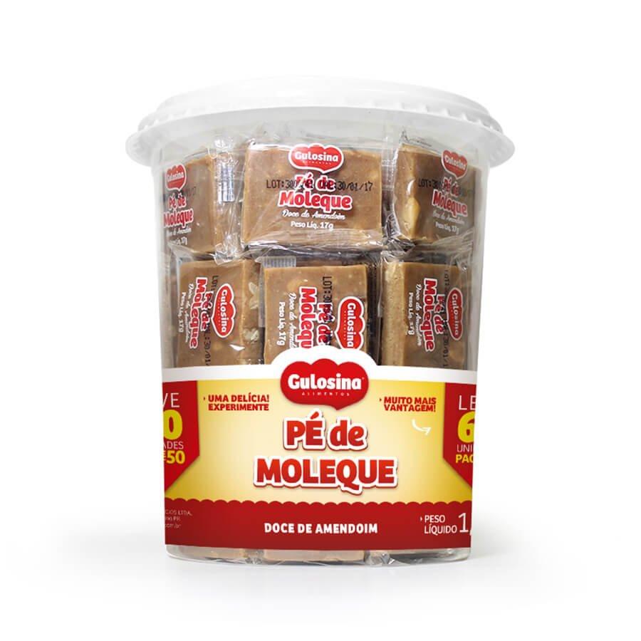 Pé de Moleque Pote de 1,02kg