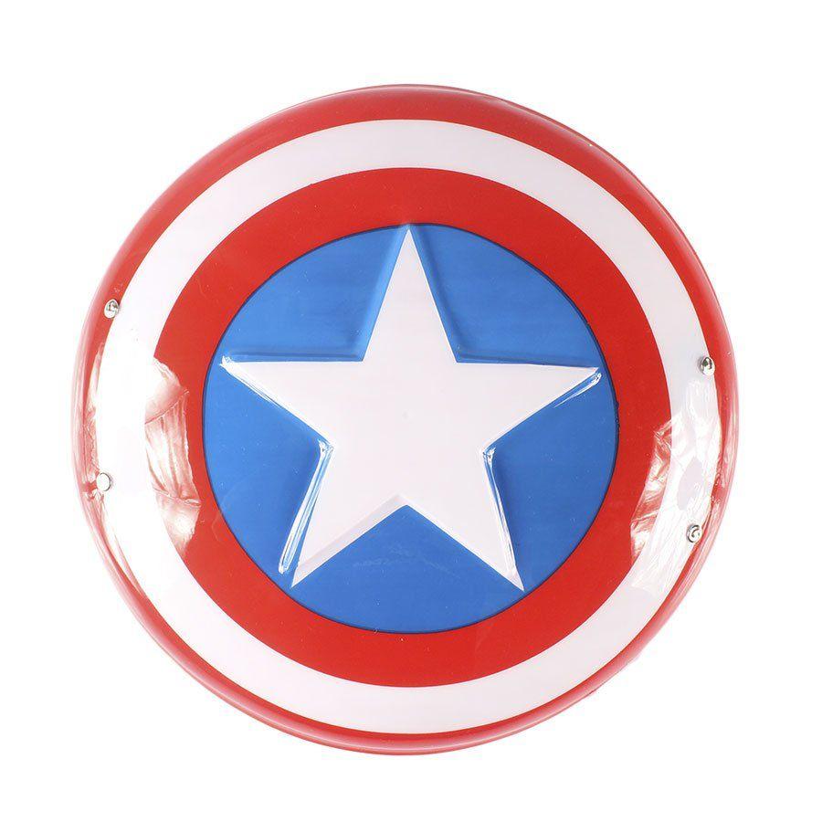 4597272c9d0 Escudo Capitão América - Modelos Sortidos - Aluá Festas