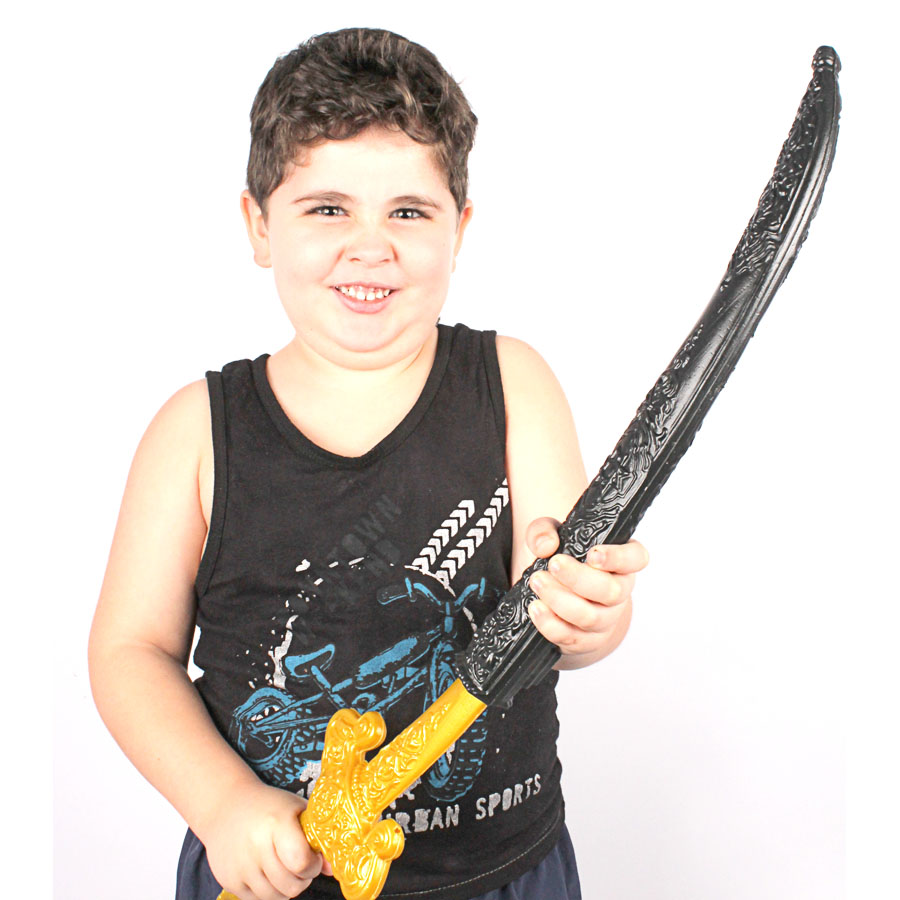 Espada Plástica