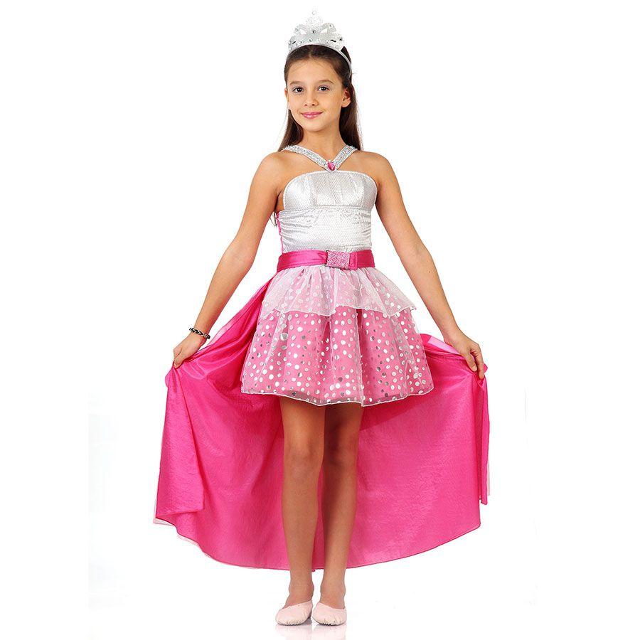 Fantasia Barbie Rock N Royals Luxo