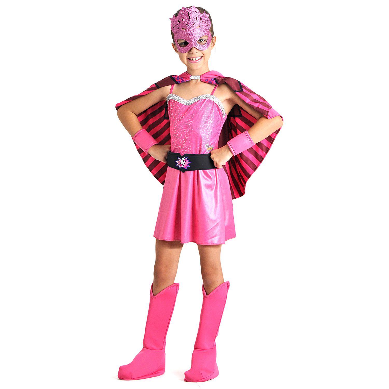 Fantasia Barbie Super Princesa Luxo
