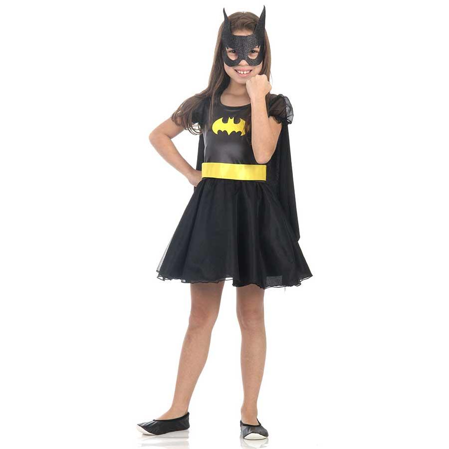 Fantasia Batgirl Princesa