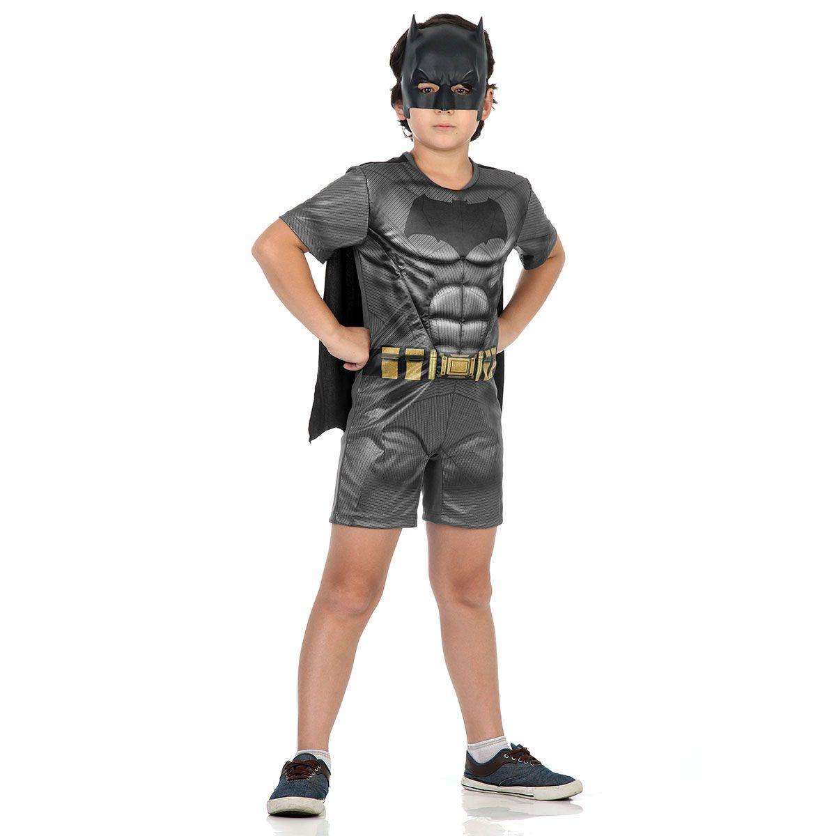 Fantasia Batman com Musculos