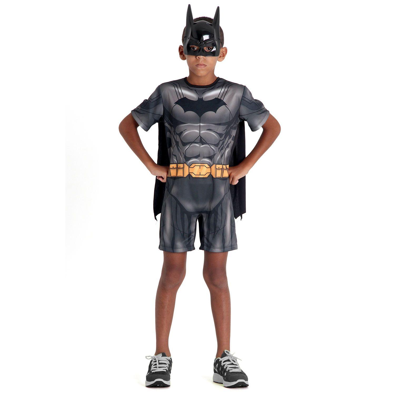 Fantasia Batman DC Comics Curto