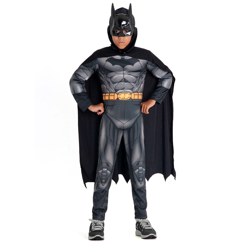 Fantasia Batman Infantil Premium