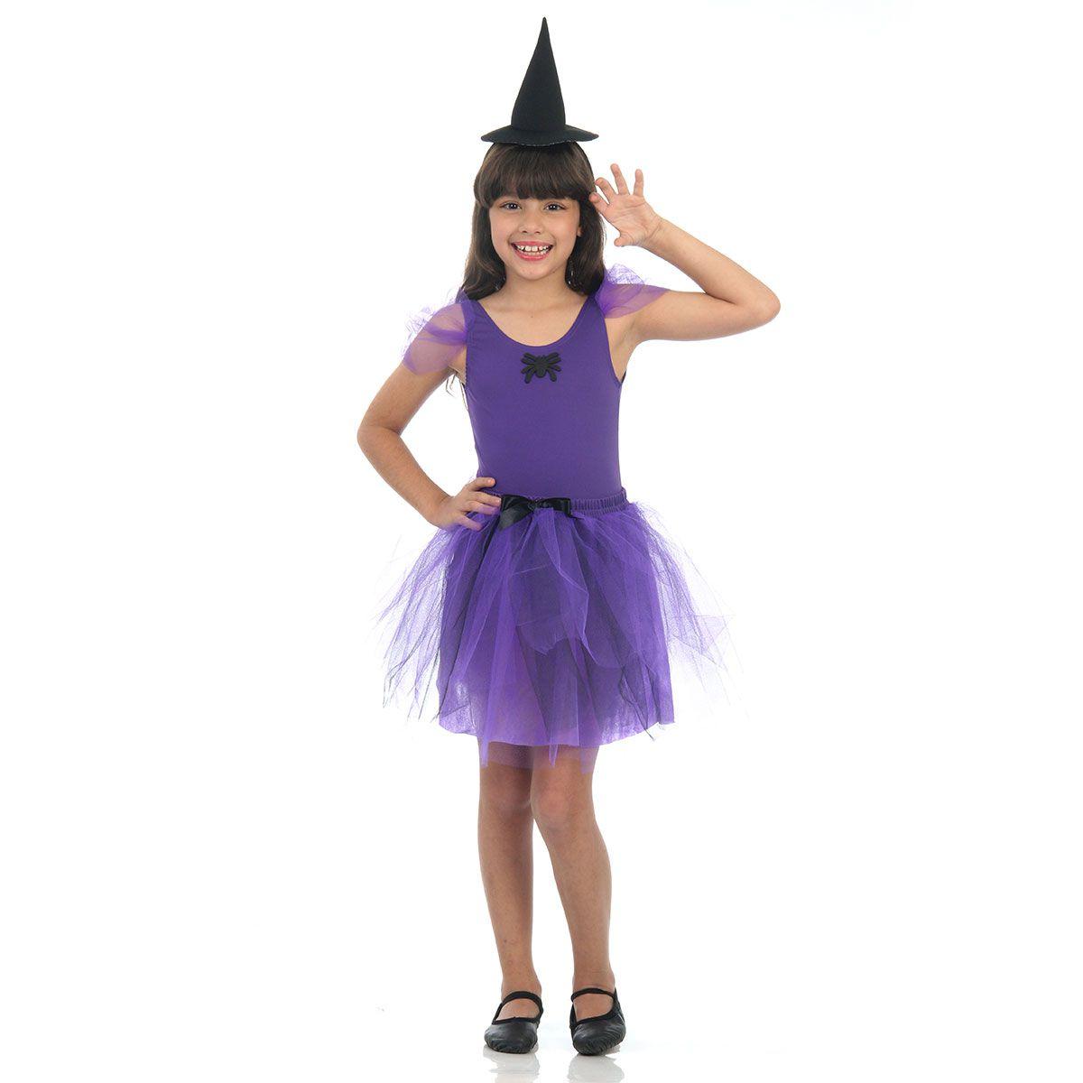 Fantasia Bruxa Dress Up