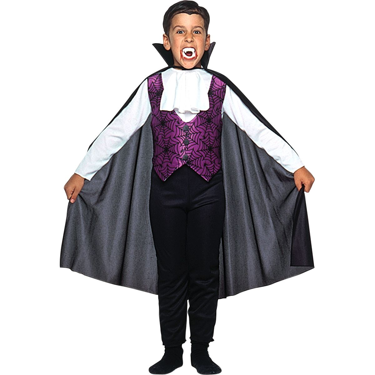 Fantasia Conde Drácula com Dentadura