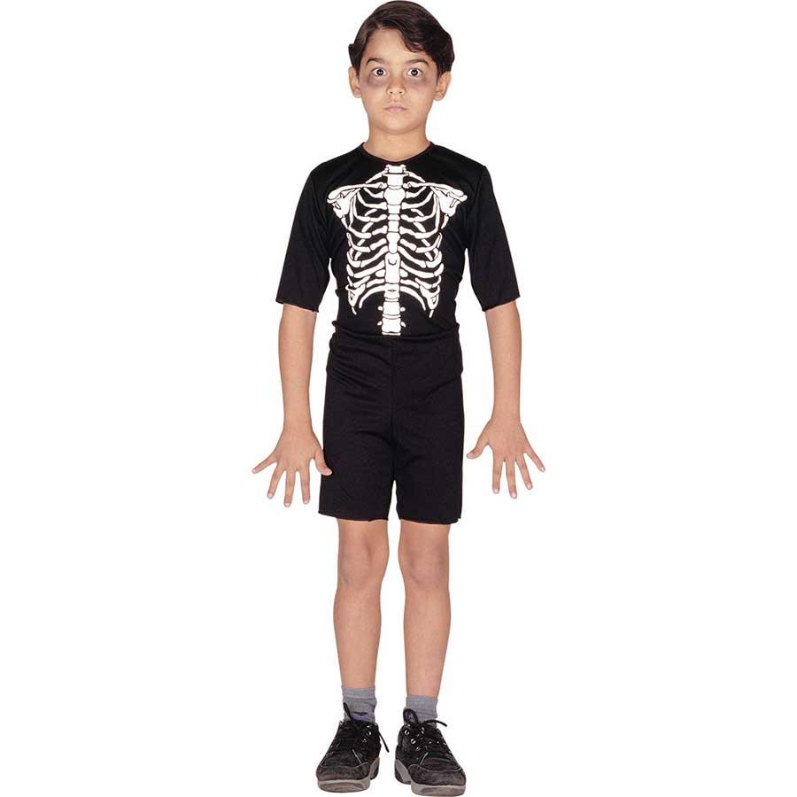 Fantasia Esqueleto Pop