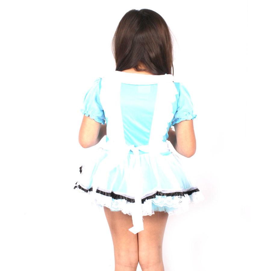 Fantasia Infantil Adorable Alice