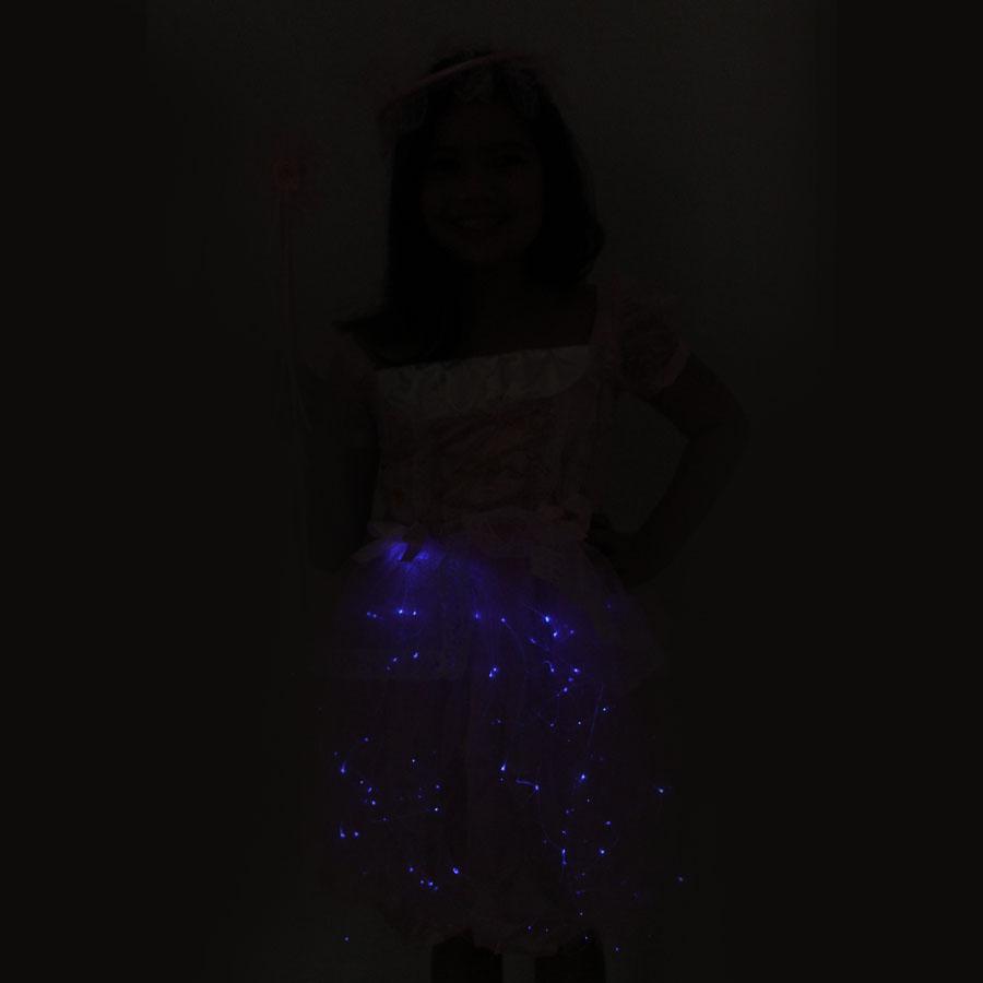 Fantasia Infantil Fada Brilhante