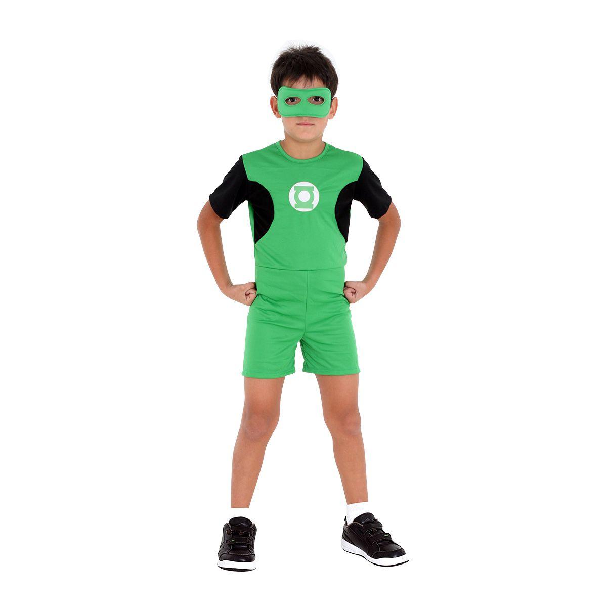 Fantasia Lanterna Verde Pop